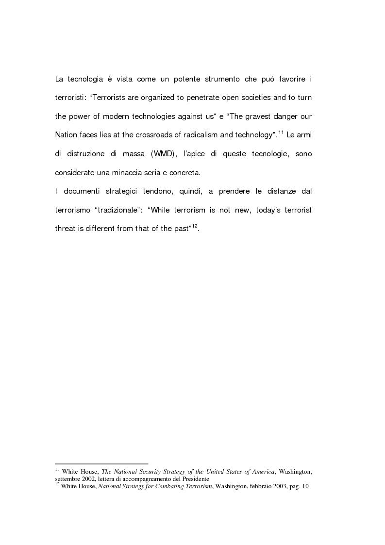Anteprima della tesi: La dottrina Bush. Un'analisi storica e critica., Pagina 15