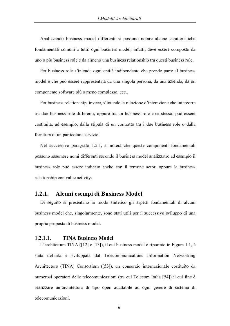 Anteprima della tesi: Distribuzione del software in rete: un tool Peer-to-Peer basato su metafore grafiche, Pagina 6
