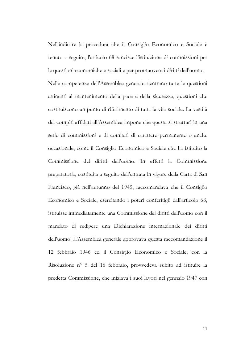 Anteprima della tesi: Riparazioni per le vittime dei conflitti armati internazionali e non, Pagina 10
