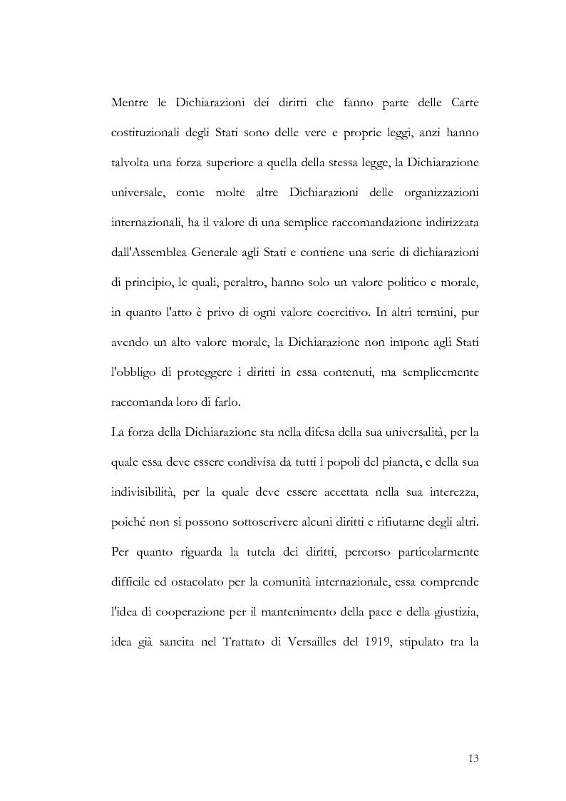 Anteprima della tesi: Riparazioni per le vittime dei conflitti armati internazionali e non, Pagina 12