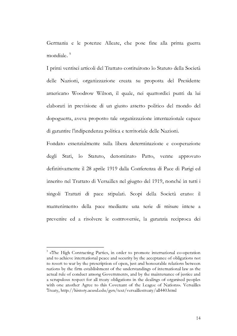 Anteprima della tesi: Riparazioni per le vittime dei conflitti armati internazionali e non, Pagina 13