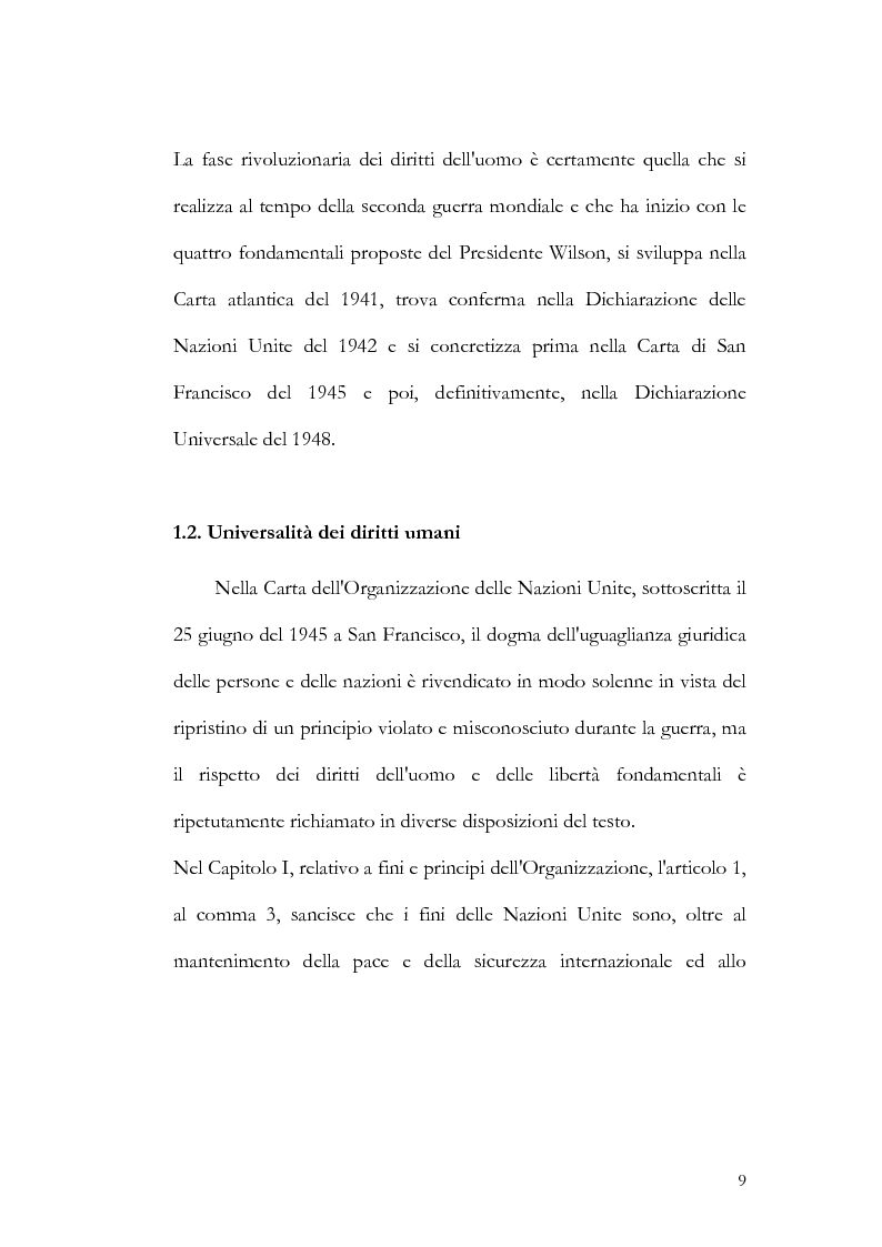 Anteprima della tesi: Riparazioni per le vittime dei conflitti armati internazionali e non, Pagina 8