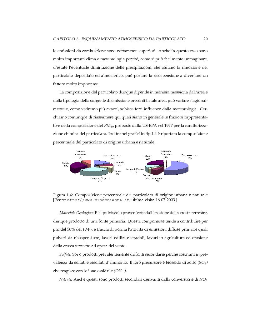 Anteprima della tesi: Reti neurali per la previsione a breve termine del PM10: il caso di Milano, Pagina 15