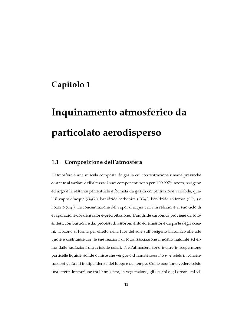 Anteprima della tesi: Reti neurali per la previsione a breve termine del PM10: il caso di Milano, Pagina 7