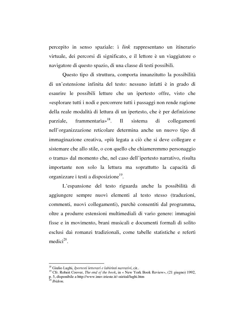 Anteprima della tesi: Italo Calvino e l'iper-romanzo, Pagina 11