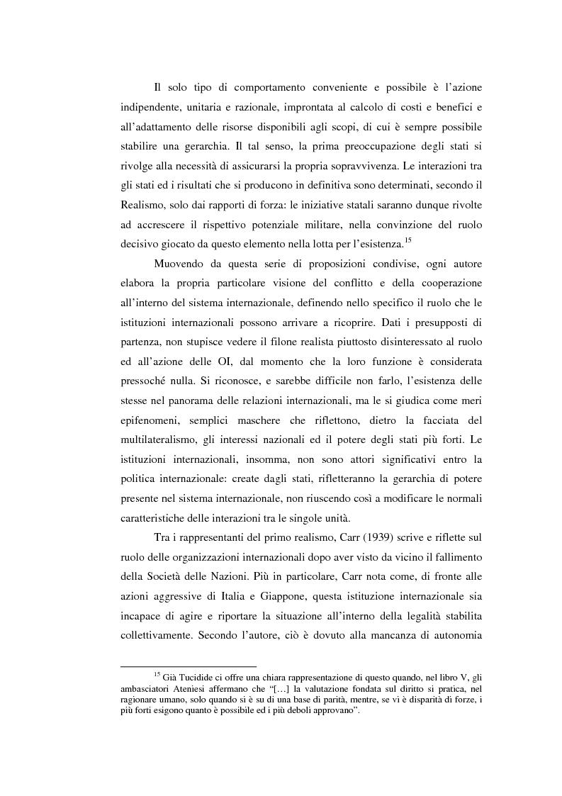 Anteprima della tesi: Il potere strutturale nell'ambito finanziario internazionale: gli Stati Uniti, il Fondo Monetario Internazionale ed i programmi di sostegno alla Russia, 1992-1999, Pagina 13