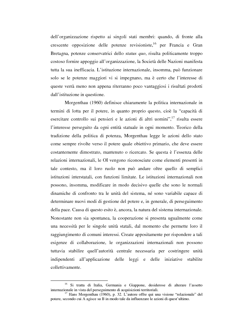 Anteprima della tesi: Il potere strutturale nell'ambito finanziario internazionale: gli Stati Uniti, il Fondo Monetario Internazionale ed i programmi di sostegno alla Russia, 1992-1999, Pagina 14
