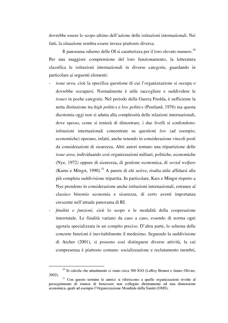 Anteprima della tesi: Il potere strutturale nell'ambito finanziario internazionale: gli Stati Uniti, il Fondo Monetario Internazionale ed i programmi di sostegno alla Russia, 1992-1999, Pagina 9