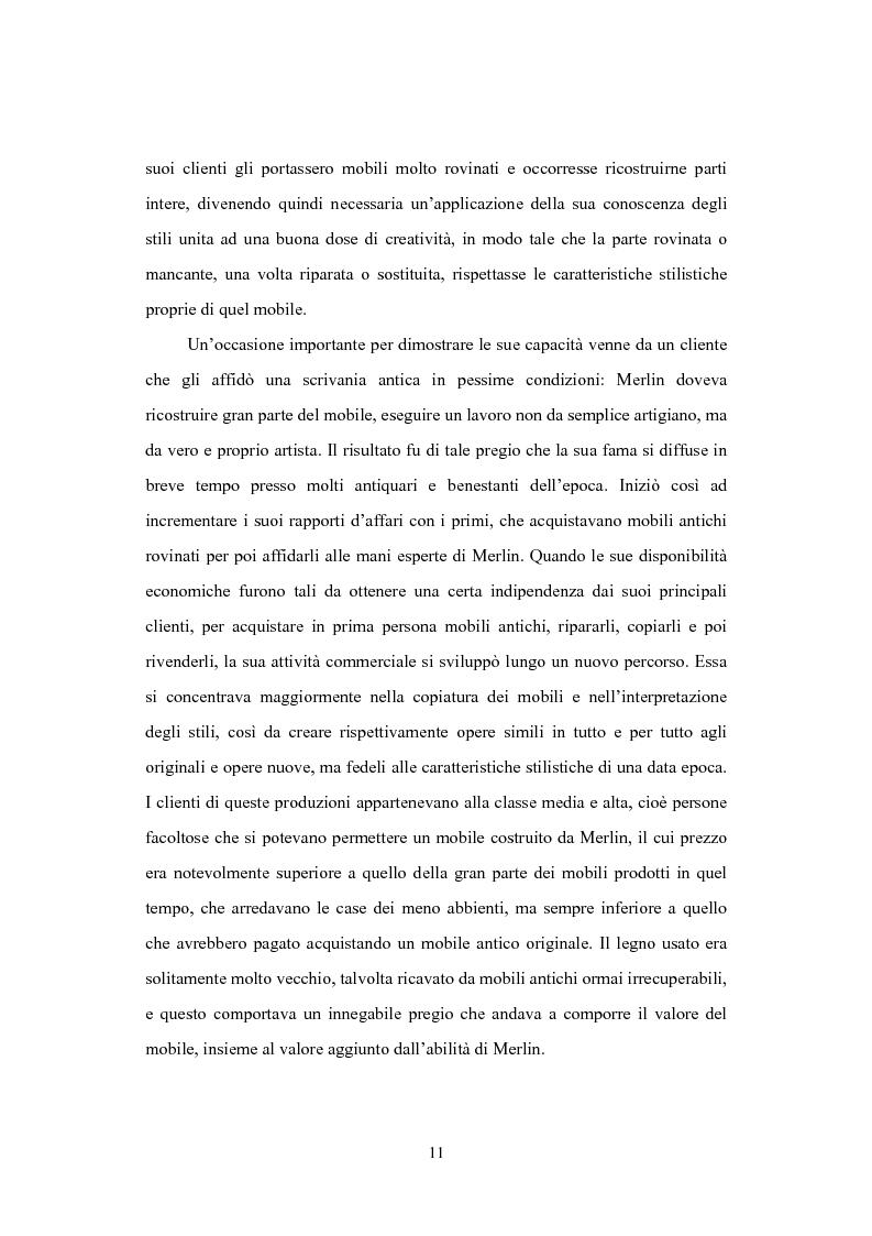Anteprima della tesi: Il distretto del mobile della bassa veronese, Pagina 7