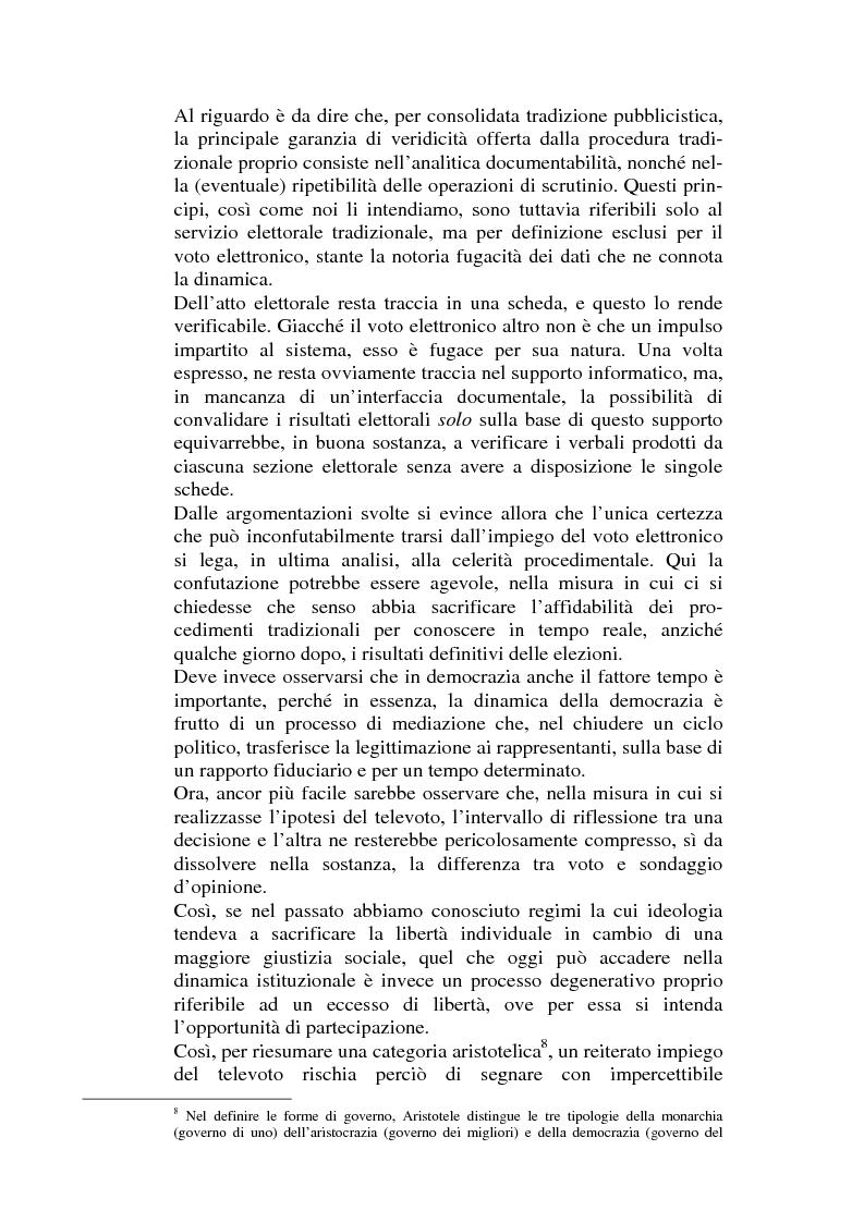 Anteprima della tesi: L'informatizzazione dell'attività amministrativa, Pagina 11