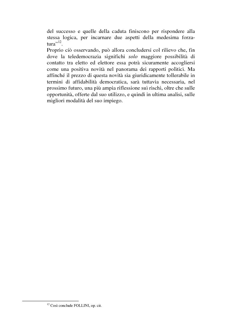 Anteprima della tesi: L'informatizzazione dell'attività amministrativa, Pagina 14