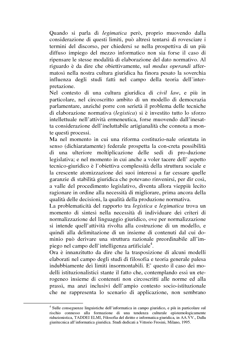 Anteprima della tesi: L'informatizzazione dell'attività amministrativa, Pagina 5