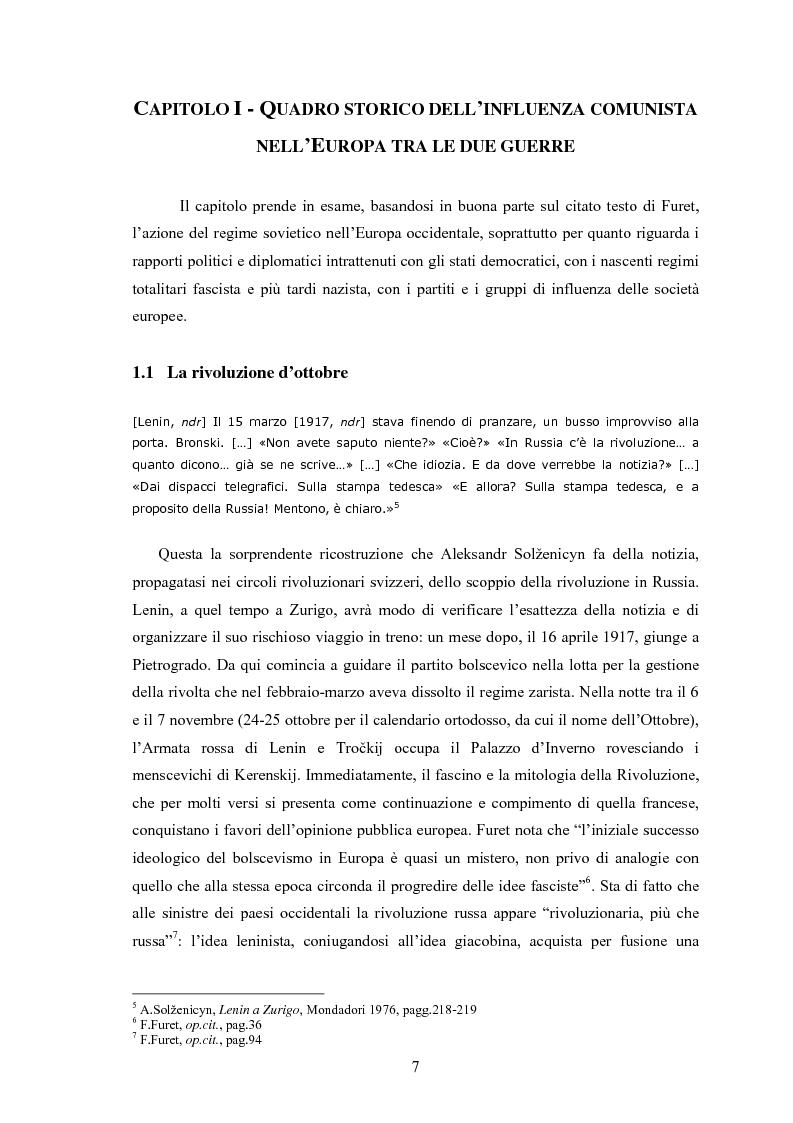 Anteprima della tesi: Wilhelm Münzenberg (1889-1940). Comunicazione, propaganda, disinformazione: la storia del ''Murdoch di Stalin'', Pagina 4
