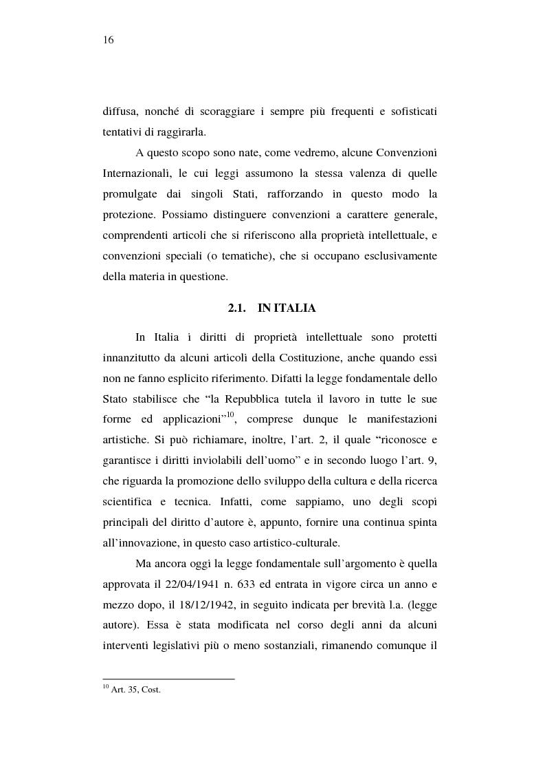 Anteprima della tesi: Effetti della pirateria nel mercato discografico, Pagina 13