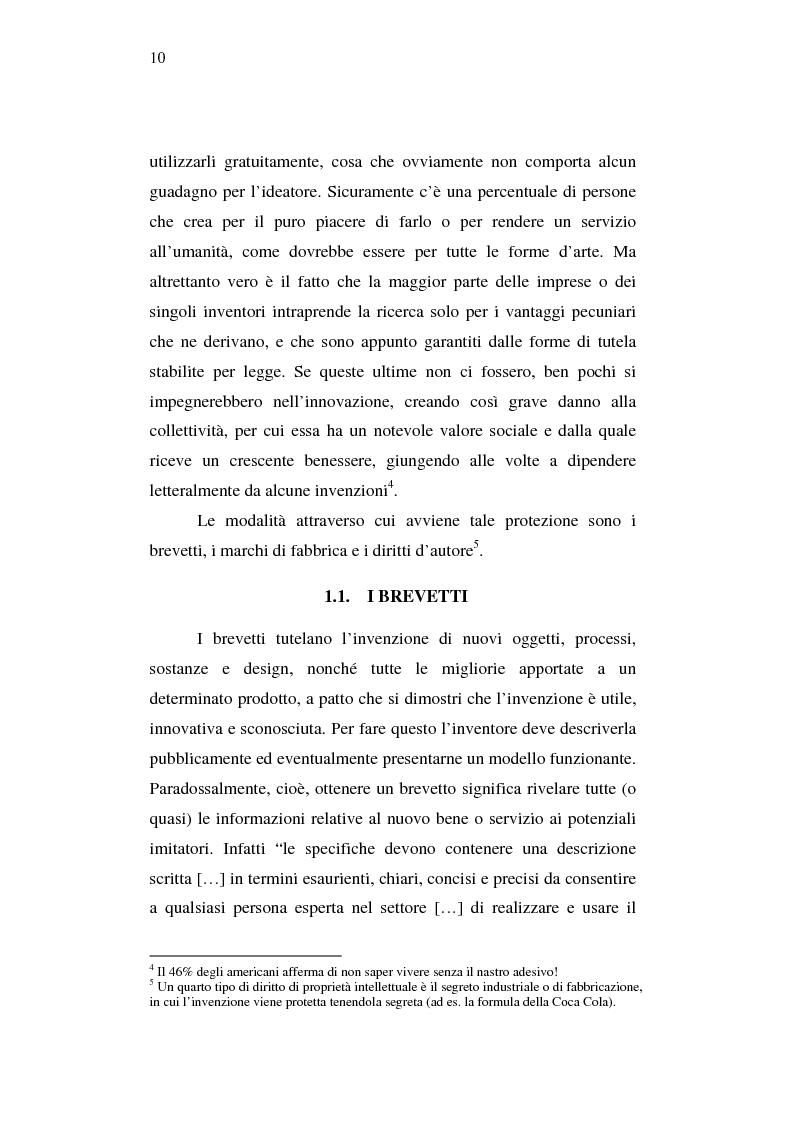 Anteprima della tesi: Effetti della pirateria nel mercato discografico, Pagina 7