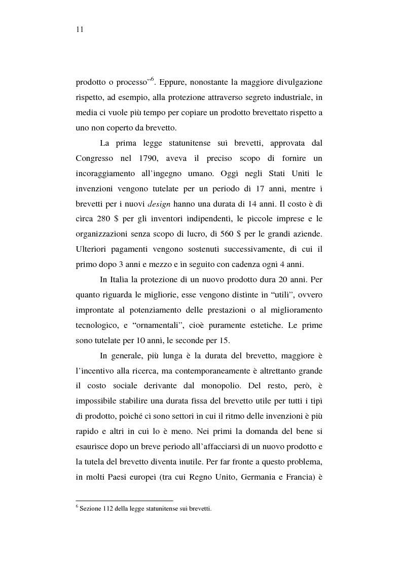 Anteprima della tesi: Effetti della pirateria nel mercato discografico, Pagina 8