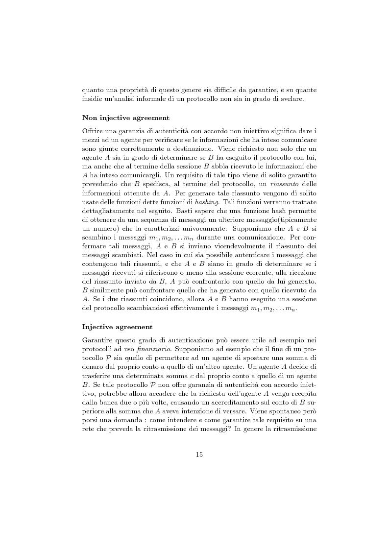Anteprima della tesi: Verifica di protocolli di sicurezza crittografici, Pagina 12