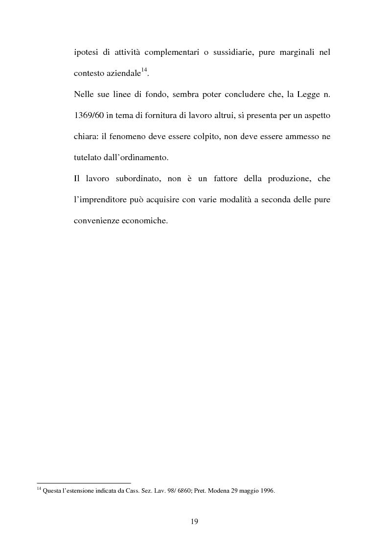 Anteprima della tesi: Lavoro interinale, Pagina 15