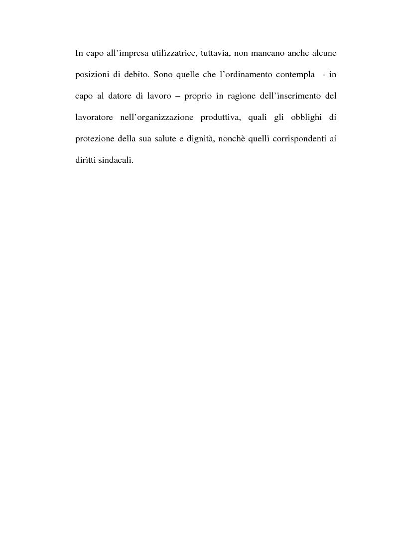 Anteprima della tesi: Lavoro interinale, Pagina 5