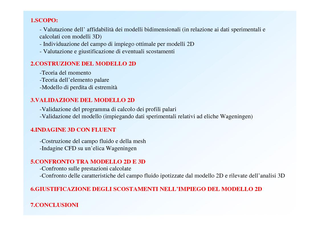Anteprima della tesi: Sviluppo e validazione di modelli numerici per lo studio di eliche marine, Pagina 2