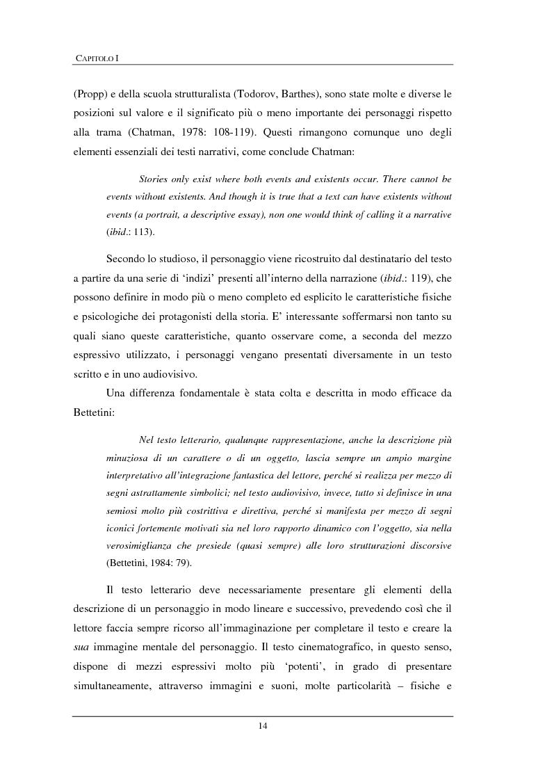 """Anteprima della tesi: """"Beloved"""" di Toni Morrison: dalla pagina allo schermo, Pagina 14"""