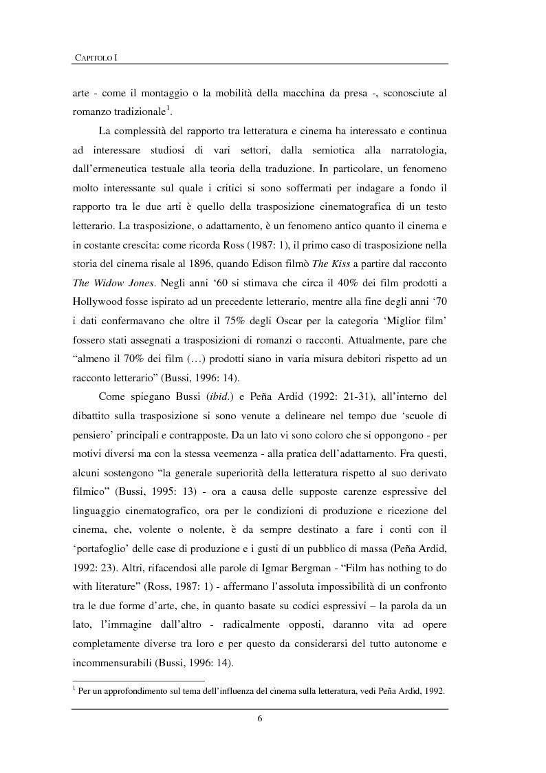 """Anteprima della tesi: """"Beloved"""" di Toni Morrison: dalla pagina allo schermo, Pagina 6"""