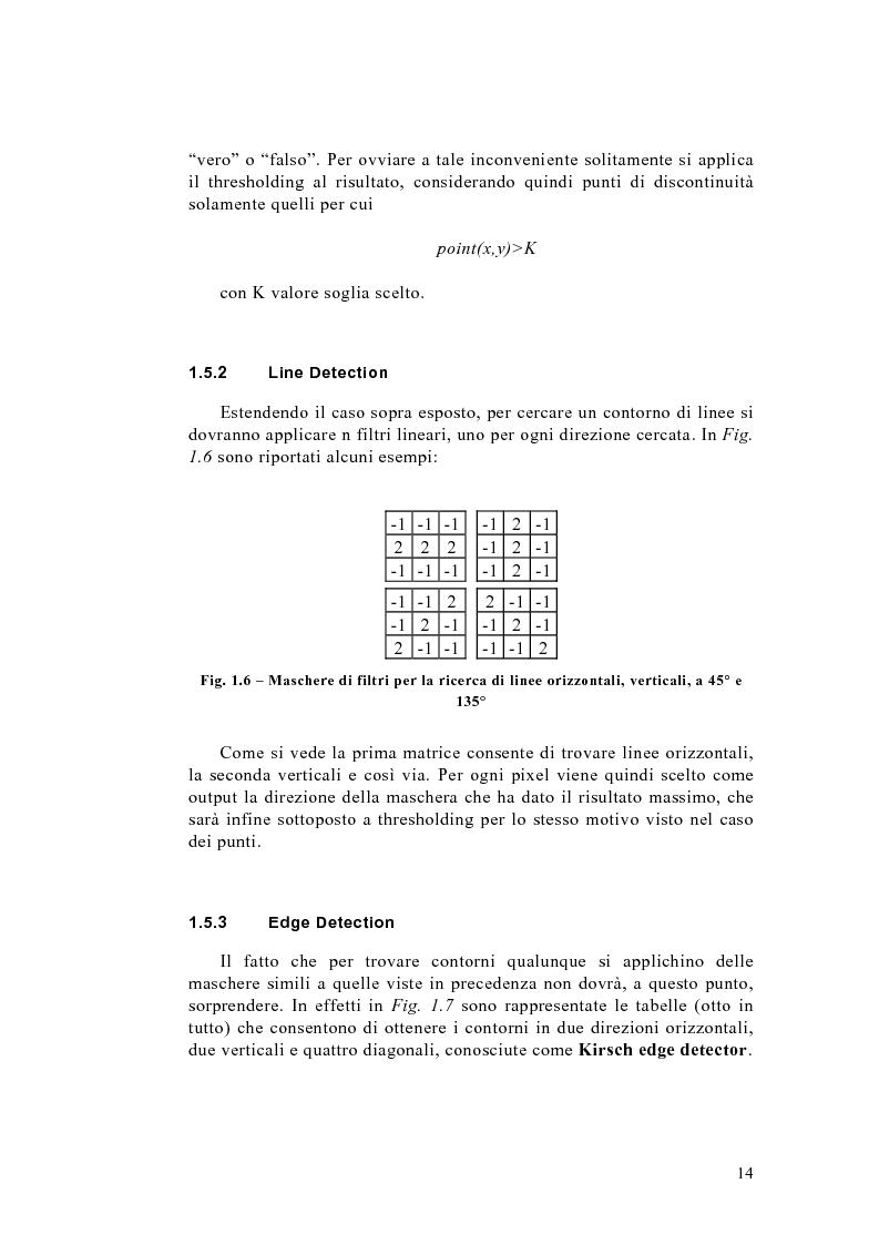 Anteprima della tesi: Algoritmo del taglio normalizzato per la segmentazione di immagini, Pagina 10
