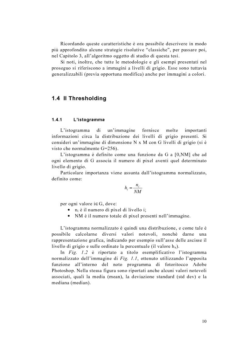 Anteprima della tesi: Algoritmo del taglio normalizzato per la segmentazione di immagini, Pagina 6