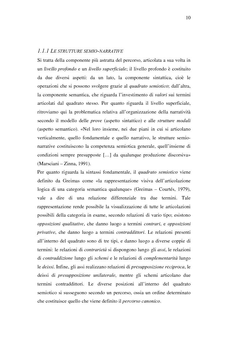 Anteprima della tesi: Moda e caratterizzazioni nazionali: testi e variazioni. La costruzione identitaria, Pagina 10