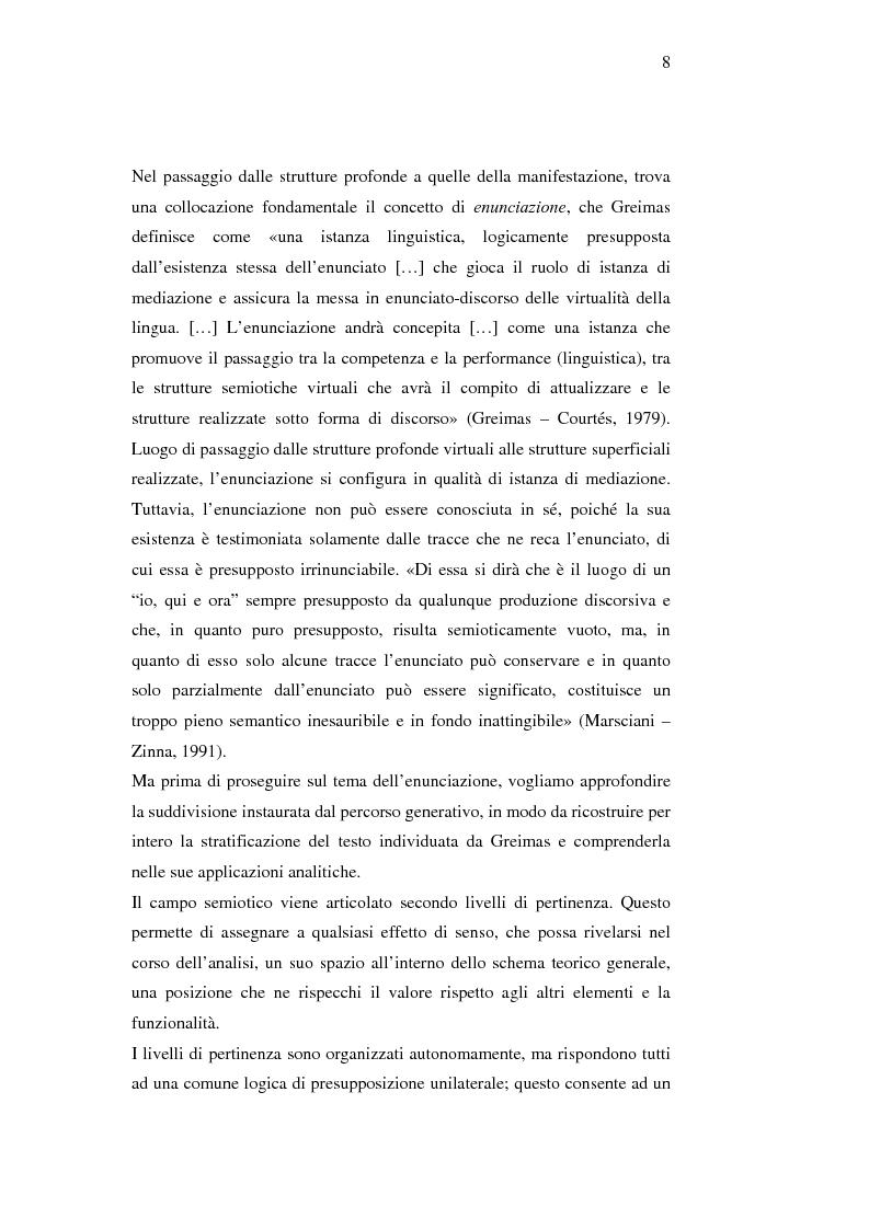 Anteprima della tesi: Moda e caratterizzazioni nazionali: testi e variazioni. La costruzione identitaria, Pagina 8