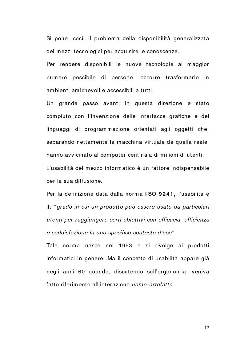 Anteprima della tesi: La dimensione del lavoro nel settore Ict, Pagina 10
