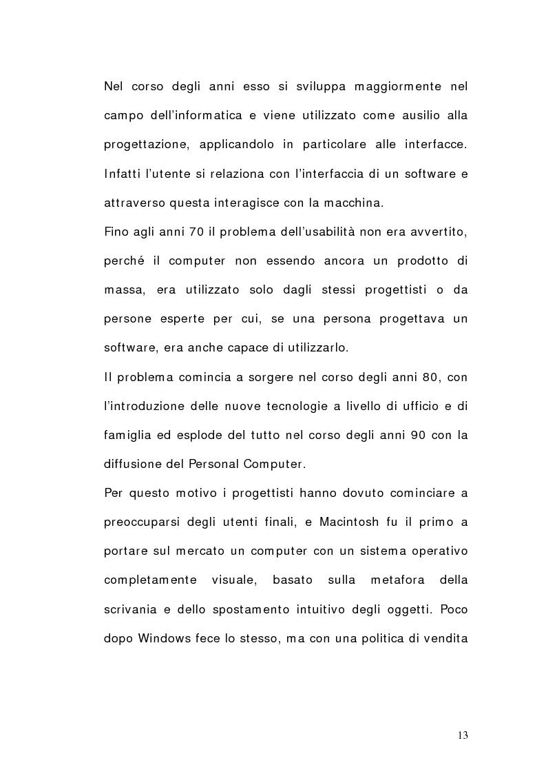 Anteprima della tesi: La dimensione del lavoro nel settore Ict, Pagina 11