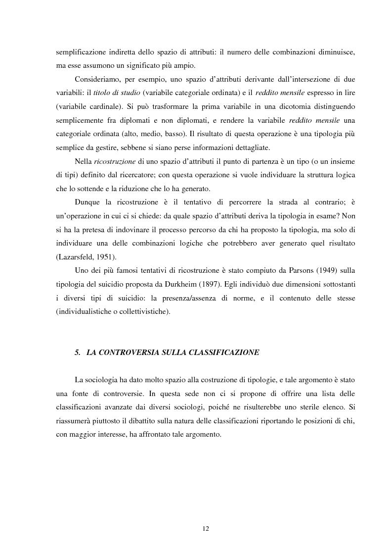 Anteprima della tesi: Strategie di classificazione automatica nella ricerca sociale: un'analisi delle risorse e dei vincoli, Pagina 12
