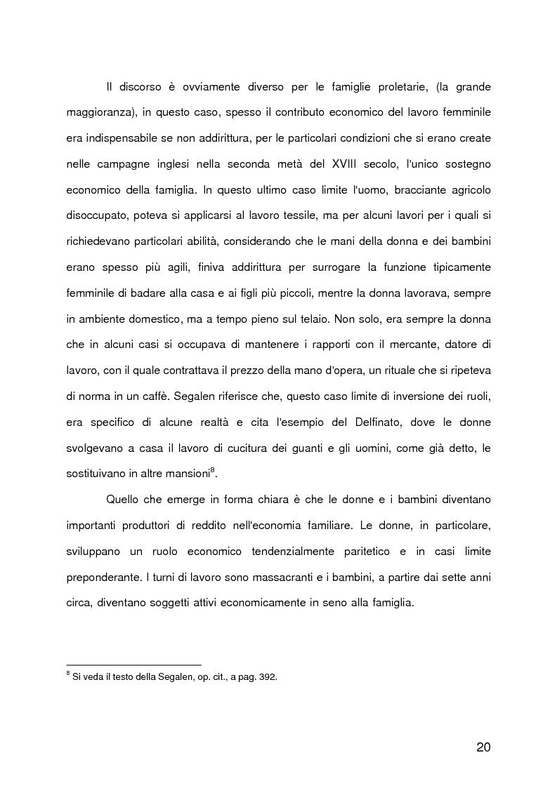 Anteprima della tesi: La qualità della vita urbana, aspetti sociologici. Analisi e metodi di valutazione, Pagina 15