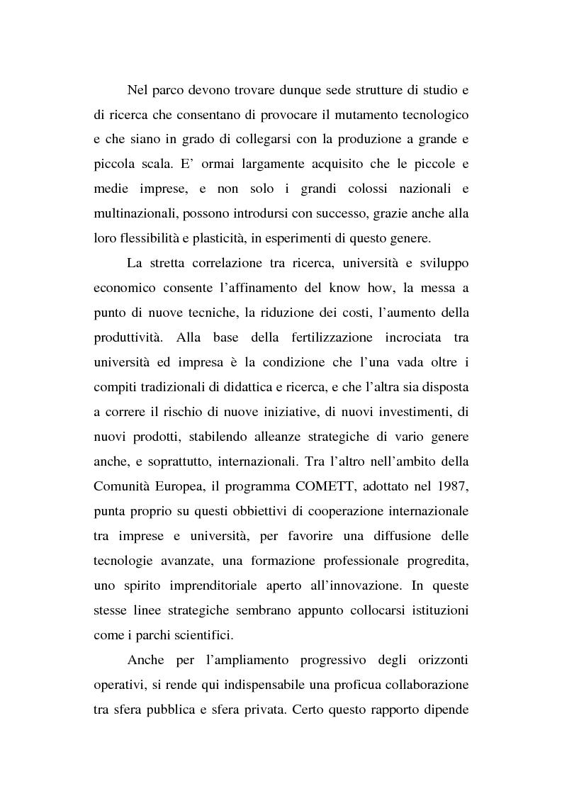Anteprima della tesi: Le organizzazioni territoriali dell'innovazione, il caso Sophia Antipolis, Pagina 10