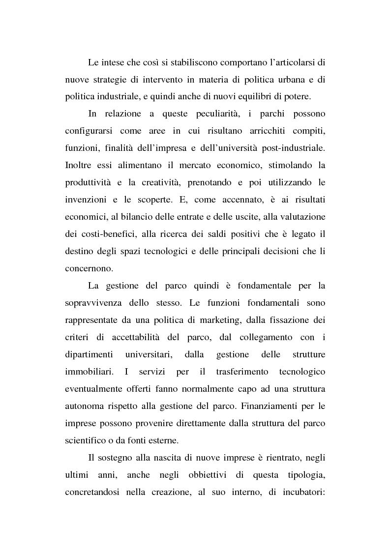 Anteprima della tesi: Le organizzazioni territoriali dell'innovazione, il caso Sophia Antipolis, Pagina 12