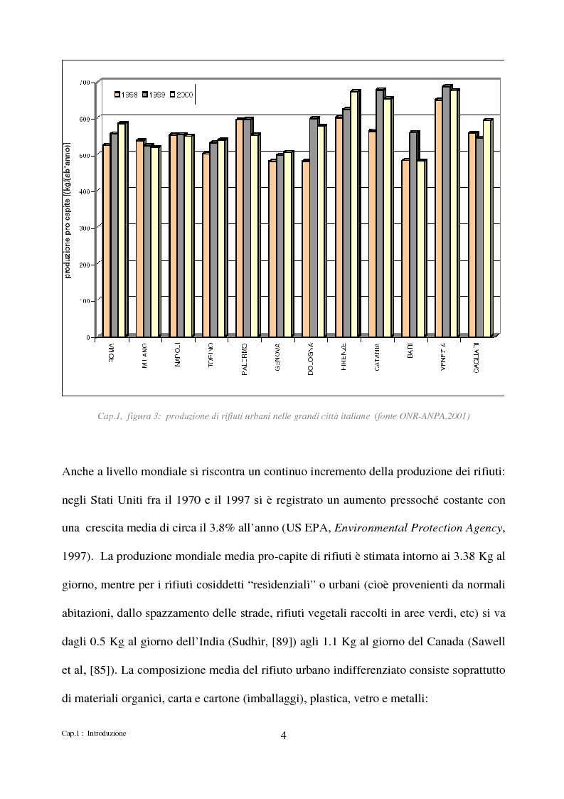 Anteprima della tesi: Algoritmi di ottimizzazione per la raccolta dei rifiuti solidi urbani, Pagina 4