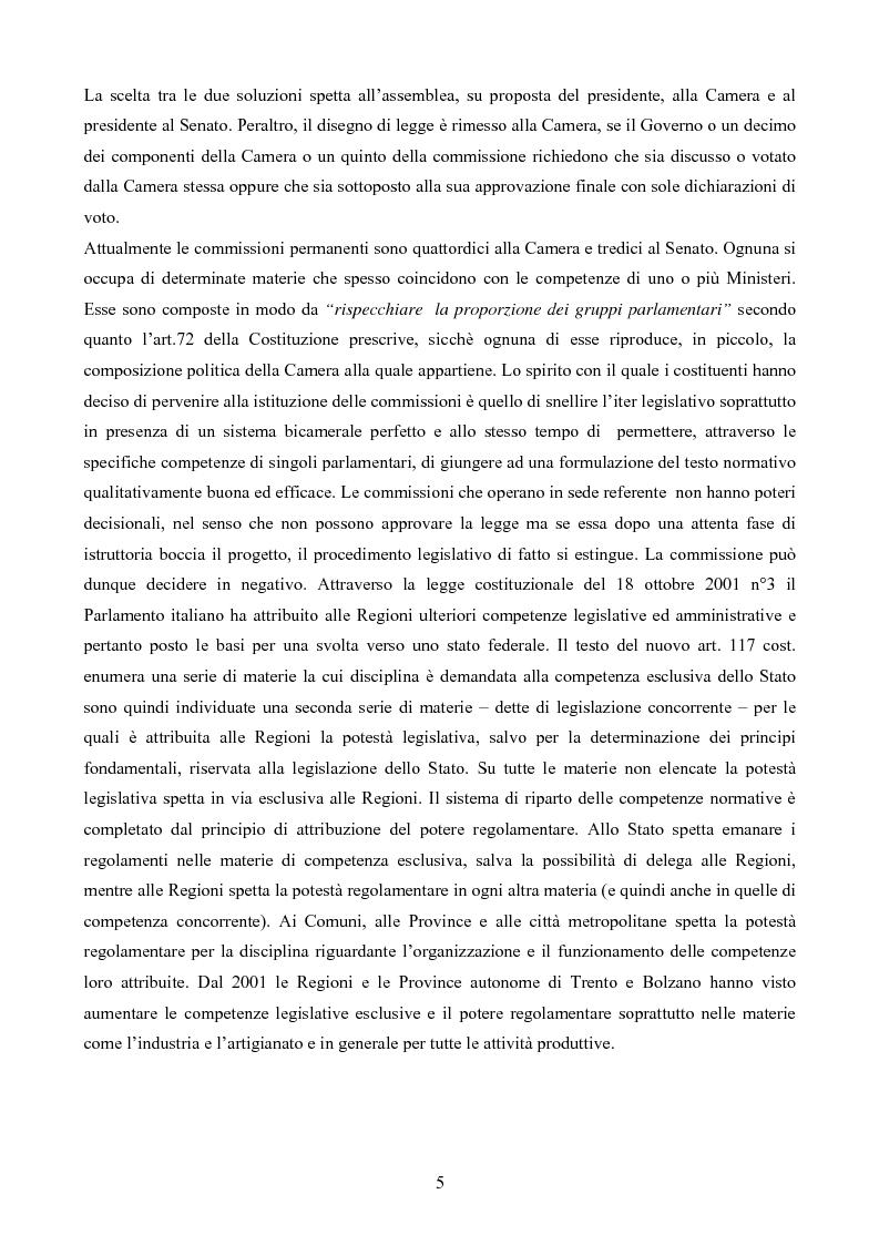 Anteprima della tesi: L'analisi d'impatto della regolamentazione, Pagina 3