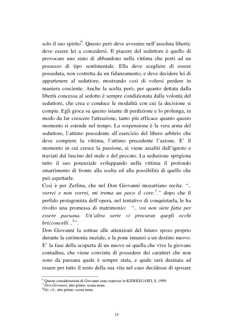 Anteprima della tesi: Economia della seduzione. Analisi delle forze concorrenziali e strategie di vantaggio competitivo nella moderna conquista amorosa, Pagina 10