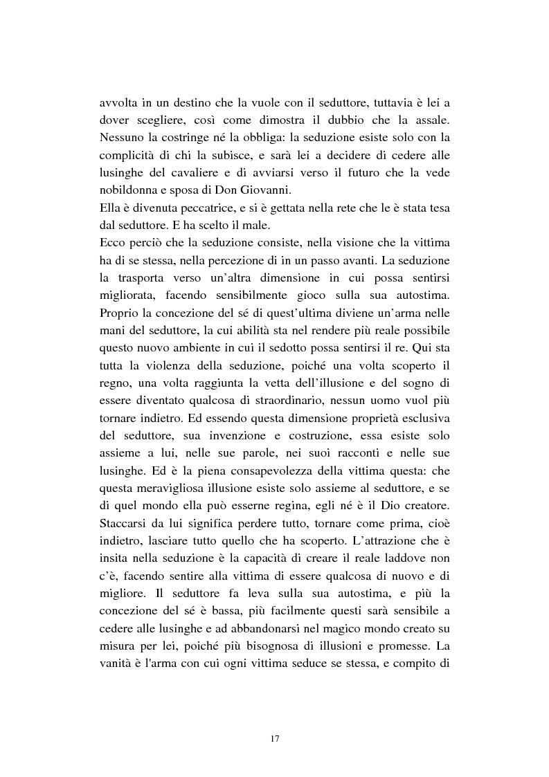 Anteprima della tesi: Economia della seduzione. Analisi delle forze concorrenziali e strategie di vantaggio competitivo nella moderna conquista amorosa, Pagina 12