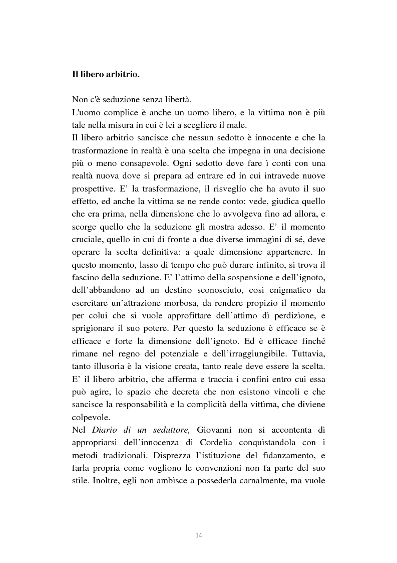 Anteprima della tesi: Economia della seduzione. Analisi delle forze concorrenziali e strategie di vantaggio competitivo nella moderna conquista amorosa, Pagina 9