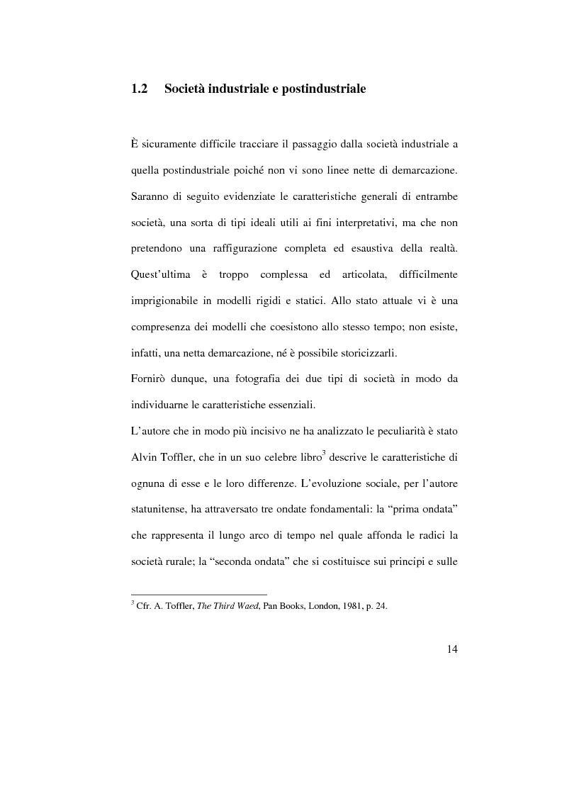 Anteprima della tesi: Organizzazione del lavoro e gestione delle risorse umane: il caso Hard Rock Cafe, Pagina 11
