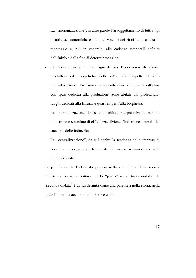 Anteprima della tesi: Organizzazione del lavoro e gestione delle risorse umane: il caso Hard Rock Cafe, Pagina 14