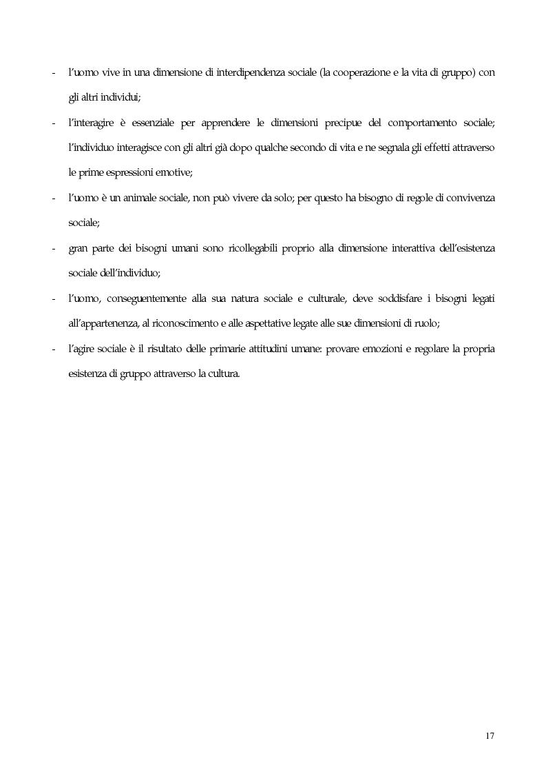 Anteprima della tesi: Interdipendenza emotiva: per una prospettiva cognitiva sulle emozioni, Pagina 15