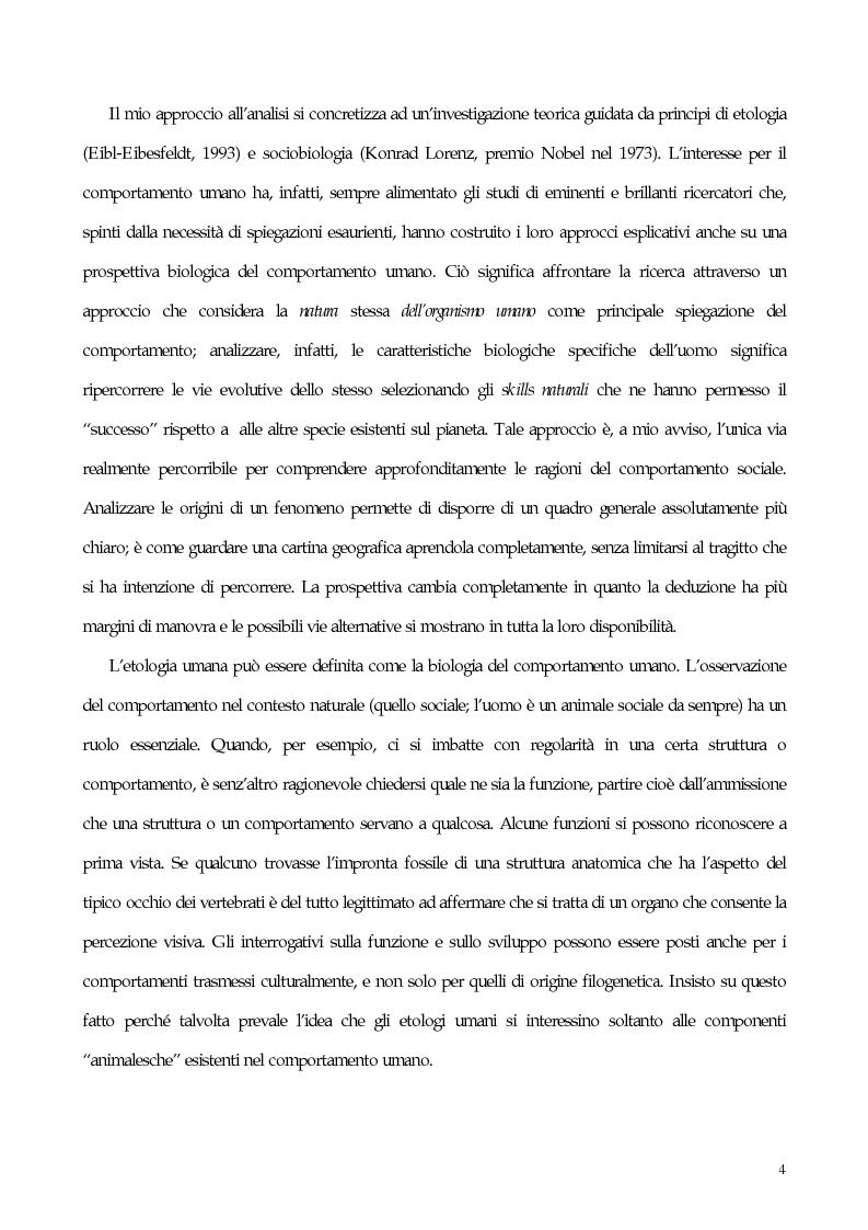 Anteprima della tesi: Interdipendenza emotiva: per una prospettiva cognitiva sulle emozioni, Pagina 2