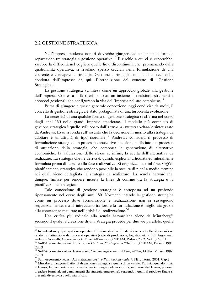 Anteprima della tesi: Strategie competitive nel settore della nautica da diporto. Il caso Rancraft, Pagina 13