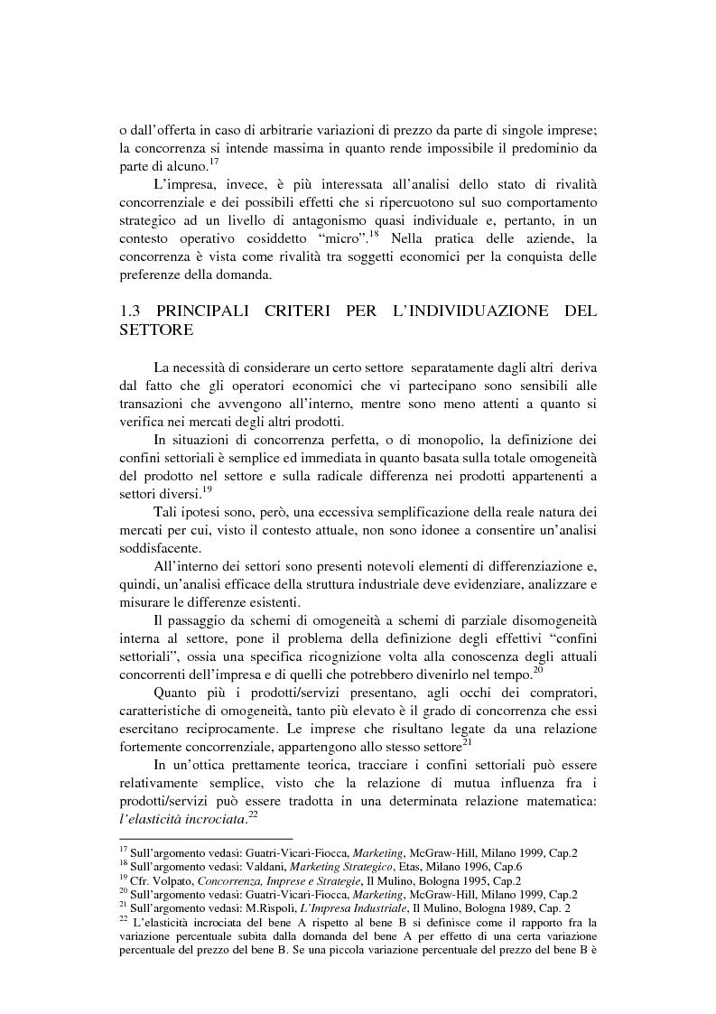 Anteprima della tesi: Strategie competitive nel settore della nautica da diporto. Il caso Rancraft, Pagina 6