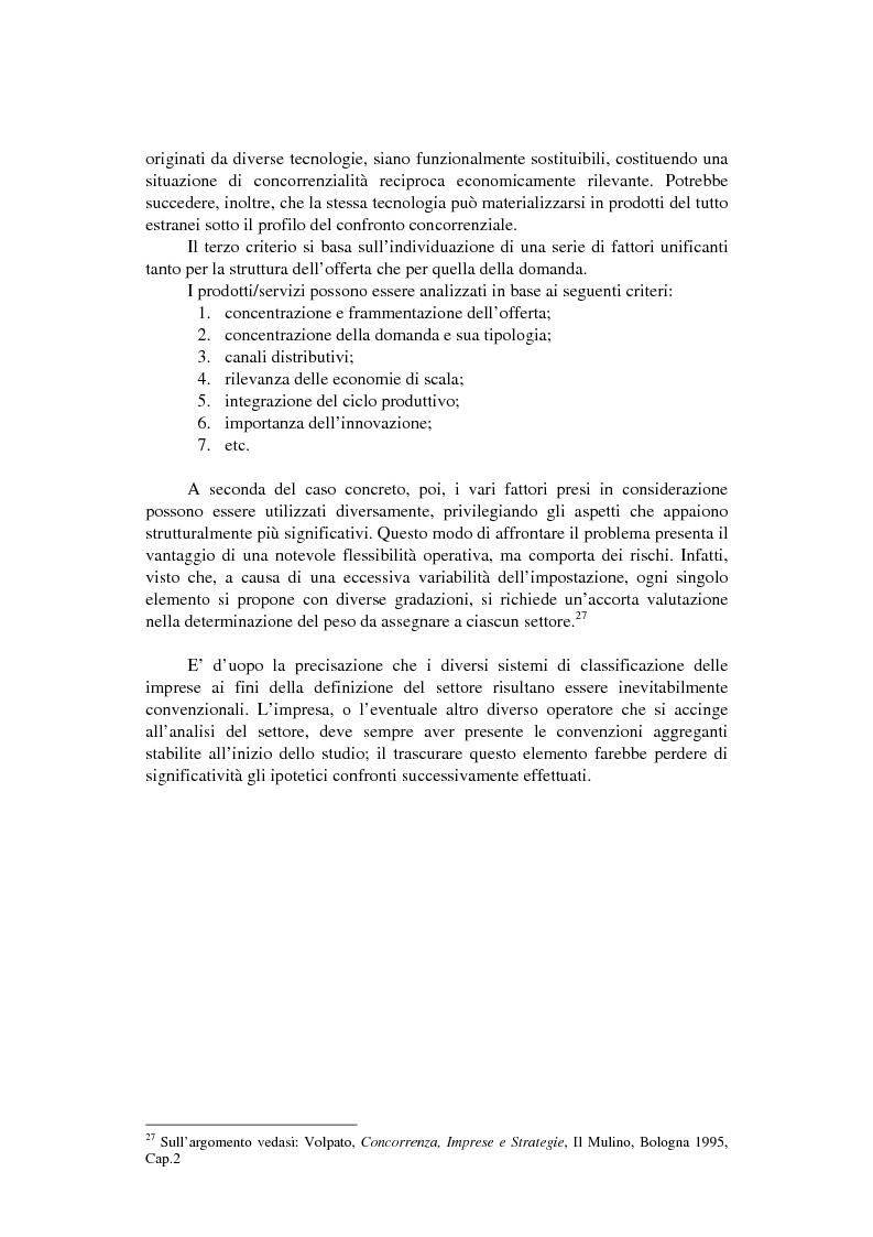 Anteprima della tesi: Strategie competitive nel settore della nautica da diporto. Il caso Rancraft, Pagina 8