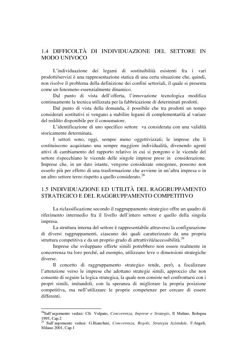 Anteprima della tesi: Strategie competitive nel settore della nautica da diporto. Il caso Rancraft, Pagina 9