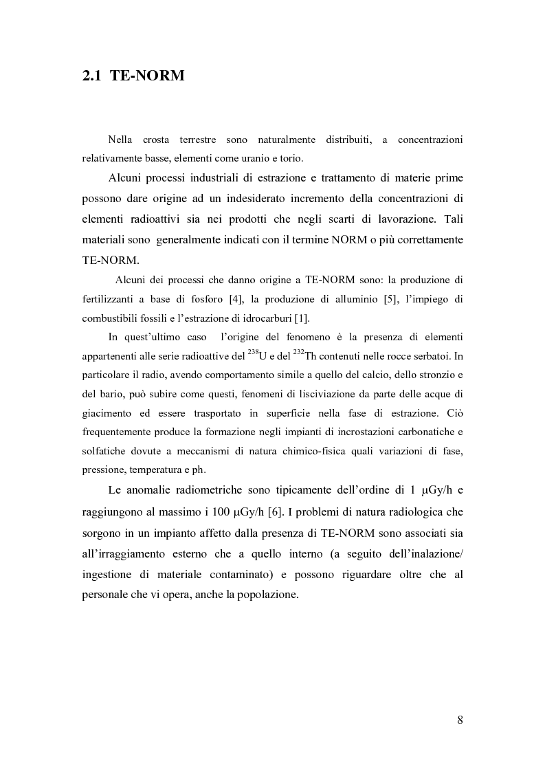 Anteprima della tesi: Sviluppo di un apparato strumentale per il rilevamento di grandezze radiometriche ambientali integrato con un sistema di acquisizione di coordinate geografiche, Pagina 5